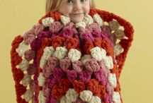 Crochet/knit afghans
