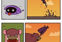 Les évolution pokemon