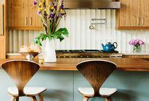 Mid Century Kitchen Reference