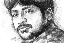 Pencil Sketches I Love / by Ajanthan (Ajan)