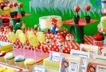 Mario Bros llegó para engalanar el Festejo de tu Pequeño