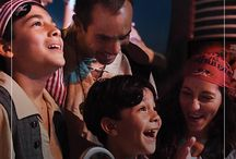 Fun and Relaxation for Everyone / When you set sail with Disney, you'll experience an unforgettable vacation that boasts fun and leisure for each and every member of the family so that no one ever has to compromise.