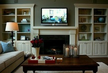 Upstairs living room / by Brittany McGee