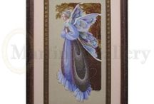 Needlework Framing Desgins