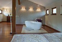 Wnętrza - sypialnia / Sypialnie zaprojektowane w pracowni Jacek Tryc-wnętrza