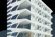 Play Architecture Bangalore / Residential project in Vijayawada India