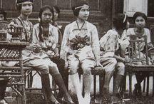 การแต่งกายไทยในอดีต