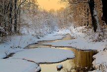 beautiful snow photos