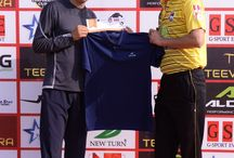 Corporate T20 Cup / Corporate T20 Cup sponsored by Alcis Sports in Noida.