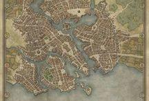 Карты города