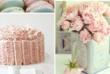 Pastel inspiration / Future ideas for your pastel home and life.