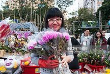 Flower Stand Owner