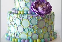 Cakes and more cakes / by Tammie McConnell