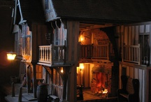 Medieval/history dollhouses