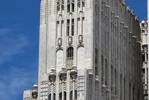 Art Deco Architecture | San Francisco / by Merry