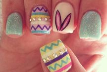 Easter Nail Inspiration