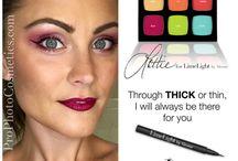LimeLife Makeup Looks / Makeup Looks using LimeLife professional cosmetics