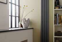 Contemporary Heating / Anthracite brings a chic new look when heating your home.  If you prefer a darker edge - the anthracite finish is ideal, whilst still maintaining excellent heat output.