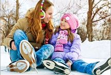 Winter Safety and FUN! / Staying healthy, active, safe; and managing the winter bugs! / by aboutkidshealth.ca