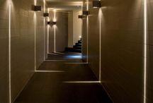 interior design coridor
