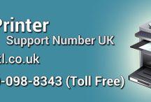 Kodak Printer Support Number UK