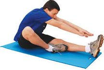 Exercise / My favourite exercises and equipment
