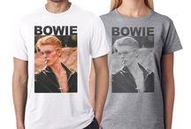 David Bowie smoking best seller shirt