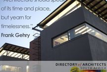Architecture and Design Quotes / Sharing what inspires us...