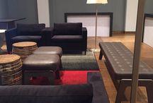 SPFW revista QUEM e Marie Claire / Espaço lounge que projetei para as revistas Marie Claire/QUEM durante o SPFW 2014. Parceiros: La Lampe, Damatex, Breton Actual