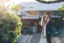JULIA + REUBEN - REAL WEDDING AT THE BOATHOUSE PALM BEACH / Photography by Alex Marks