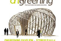 Ongreening at Ecobuild 2014