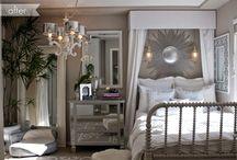 Provencal style interior