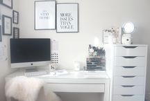 Office / Blogging Space