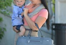 just for mom // diaper bags