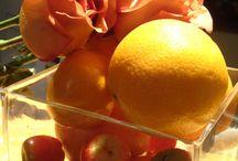 Hot colour trend 2012 - tangerine
