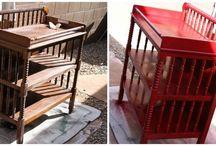 Mobiliario furniture / by Maria Pincéis