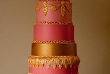 Pink & Gold cakespiration