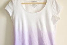 Ombre t-shirts
