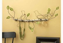 Wirework - Household / Wirework household item ideas and patterns / by Amanda Haggerty