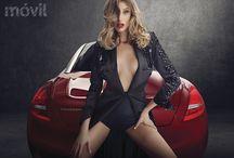 La Bella y la Bestia. / Producción de Movil Revista junto al Peugeot RCZ