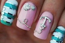 NAIL ART / art at your finger tips.