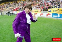GARY BROWN AS AUSTIN POWERS /  Gary is the only Authorised individual world wide by Warner Bros & New Line Cinema to perform as Austin Powers, so you know you will have the real deal at your function. Great dance routines & singing  those well-known 60's tunes   Sydney Olympics 2000   Sky City Casino Auckland 2000 - 2007  Robbie Williams after Concert Party 2003 World Rugby 7's in Wellington, Hong Kong,Twickenham, England & Dubai   Las Vegas Impersonators Convention 2007  http://www.youtube.com/watch?v=4N11fb9LciA