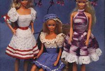 B804 Barbie/Puppen/Dolls/knits4kids.com