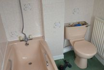 Complete Bathroom Refit / Pictures of a recent bathroom refit we have completed. Before and After.