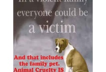 Animal Cruelty - Domesti Violence Link - Crisis Connection