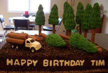 Logging Cakes