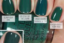 - Nails