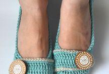 CROCHET: Slippers