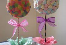 ideas para la mesa de dulces
