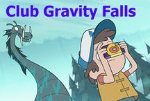 Club Gravity Falls / Just comment to join!